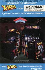 X-Men 1992 game