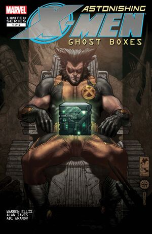 Astonishing X-Men Ghost Boxes Vol 1 1