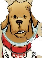 Cosmo (Dog) (Earth-97161) from Guardians Team-Up Vol 1 5 001