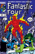 Fantastic Four Vol 1 289