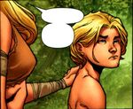 Matthew Plunder (Earth-616) from Skaar King of the Savage Land Vol 1 1 0001