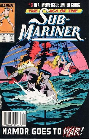 Saga of the Sub-Mariner Vol 1 3