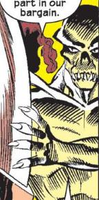 Zarathos (Earth-982) from Darkdevil Vol 1 2 0001