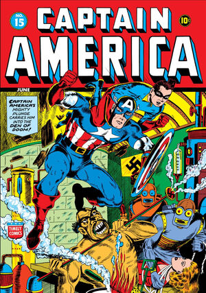 Captain America Comics Vol 1 15