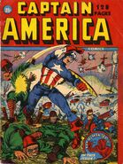 Captain America Comics Vol 1 NN