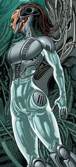 Clare Gruler (Earth-616) from All-New Invaders Vol 1 9 001