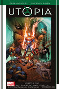 Dark Avengers Uncanny X-Men Utopia Vol 1 1