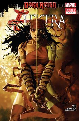 Dark Reign Elektra Vol 1 5