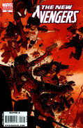 New Avengers Vol 1 54 Variant