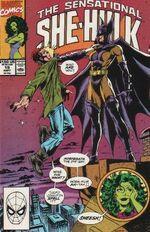 Sensational She-Hulk Vol 1 19