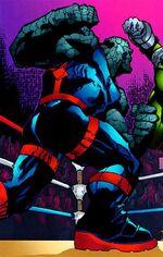 New X-Men Vol 2 16 page 13 Santo Vaccarro (Earth-58163)
