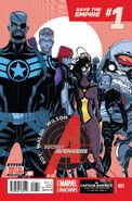 Secret Avengers Vol 3 1