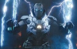 Whiplash Armor (Earth-199999) from Iron Man 2 (film) 0001