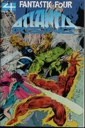 Fantastic Four Atlantis Rising Vol 1 1