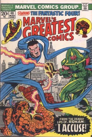 Marvel's Greatest Comics Vol 1 48