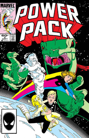 Power Pack Vol 1 2