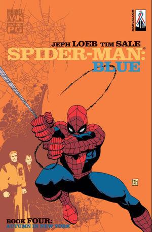 Spider-Man Blue Vol 1 4