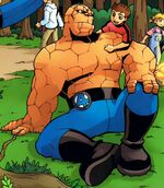 Benjamin Grimm (Earth-5631) Power Pack Vol 3 3