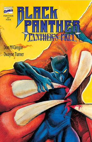 Black Panther Panther's Prey Vol 1 4