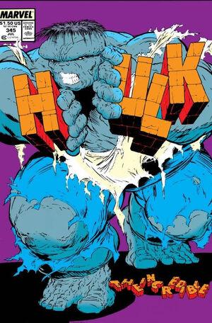 Incredible Hulk Vol 1 345