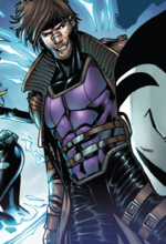 Remy LeBeau (Earth-616) from Civil War II X-Men Vol 1 3 001