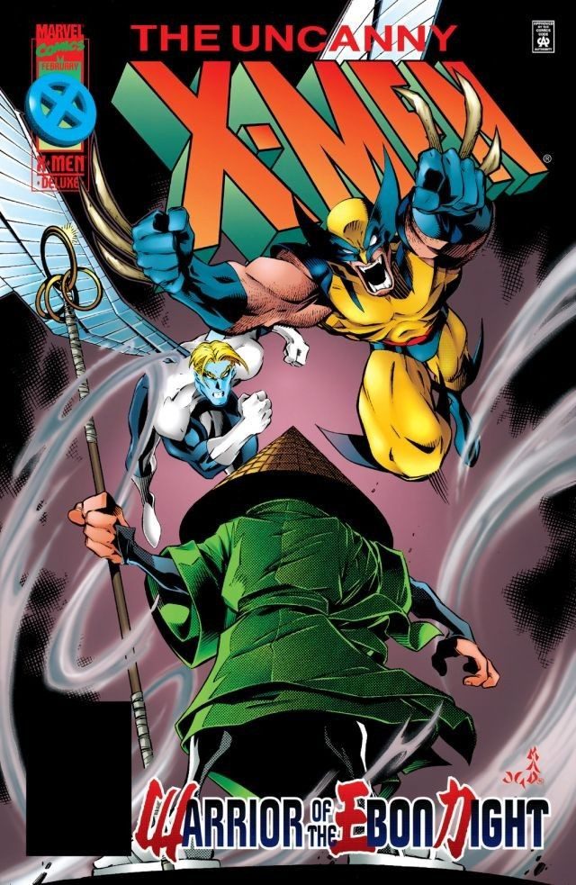 Uncanny X-Men Vol 1 329