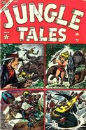 Jungle Tales Vol 1 1
