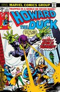 Howard the Duck Vol 1 2