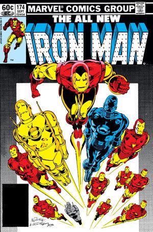 Iron Man Vol 1 174