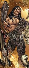 John Greycrow (Earth-616) from X-Men Messiah Complex Vol 1 1 0001