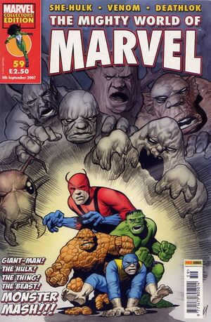 Mighty World of Marvel Vol 3 59
