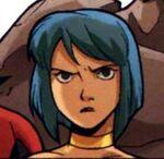 Noriko Ashida (Earth-5631) Wolverine and Power Pack Vol 1 2