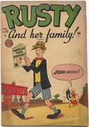 Rusty and Her Family Vol 1 22