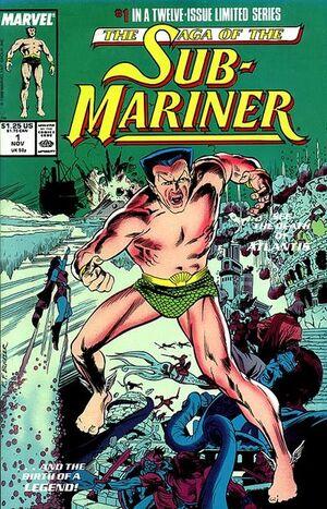 Saga of the Sub-Mariner Vol 1 1