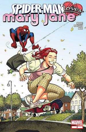 Spider-Man Loves Mary Jane Vol 2 3
