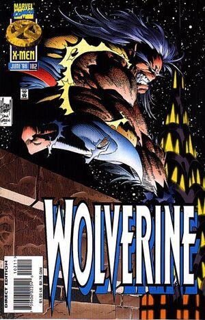 Wolverine Vol 2 102