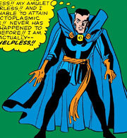 Stephen Strange (Earth-616) original costume from Strange Tales Vol 1 122