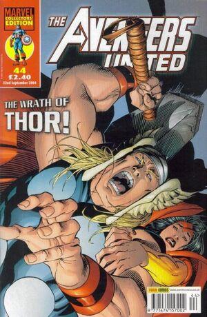 Avengers United Vol 1 44