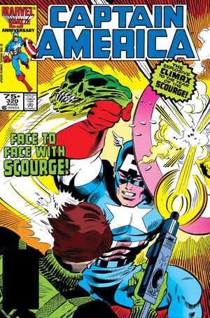 Captain America Vol 1 320