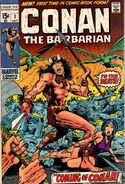 Conan the Barbarian 1
