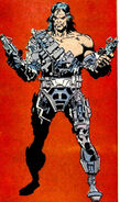 John Greycrow (Earth-616) from Official Handbook of the Marvel Universe Vol 3 6 0001
