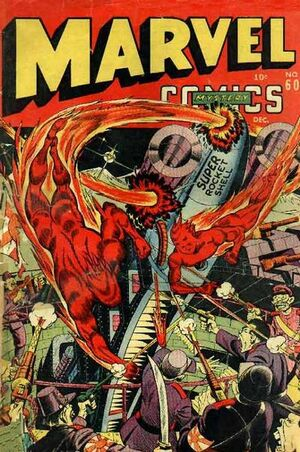 Marvel Mystery Comics Vol 1 60
