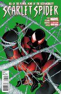 Scarlet Spider Vol 2 1 3rd Printing