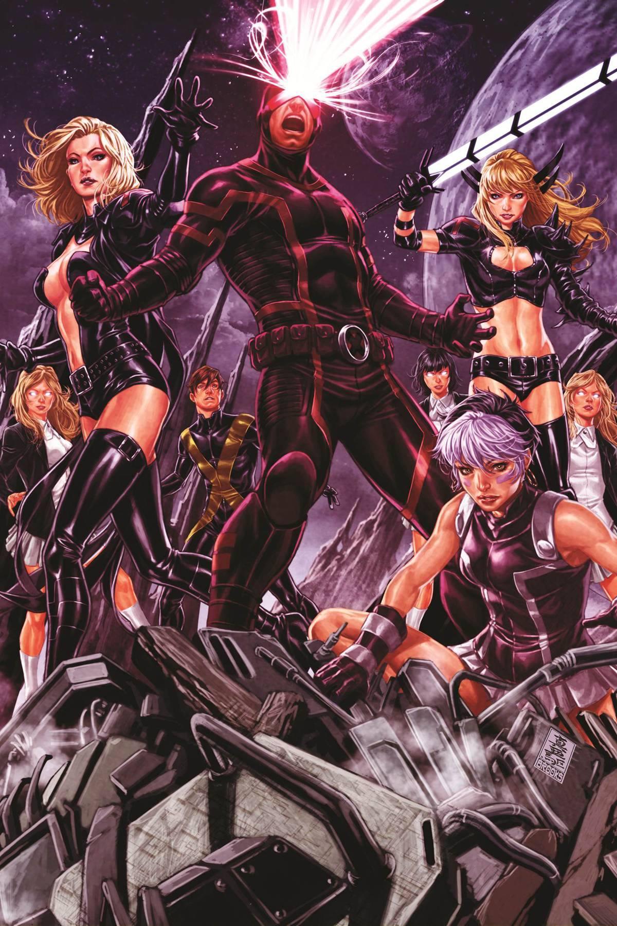 Cyclops' X-Men   Marvel Database   FANDOM powered by Wikia