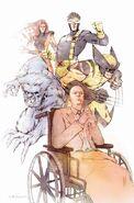 X-Men Odd Men Out Vol 1 1 Textless