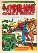 Spider-Man Comics Weekly Vol 1 9