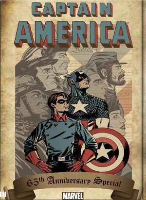 Captain America 65th Anniversary Special Vol 1 1