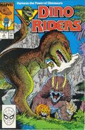 Dino Riders Vol 1 3