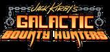 Jack Kirby's Galactic Bounty Hunters logo