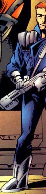 John Jonah Jameson III (Earth-7642) Spider-Man and Batman Vol 1 1